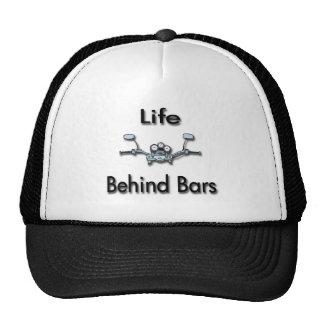 Life Behind Bars black Trucker Hat