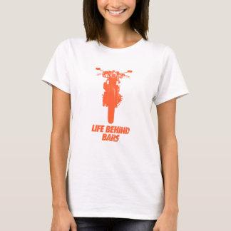 Life behind bars - Motorcycle Life T-Shirt