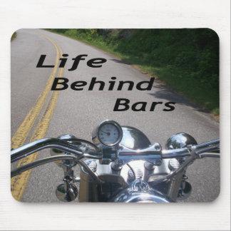 Life Behind Bars Mouse Pad