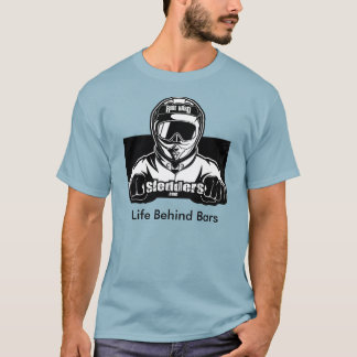 Life Behind Bars New Logo Shirt