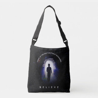 Life Beyond Death With Light At The End Of Tunnel Crossbody Bag