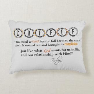 Life Brew Decorative Pillow