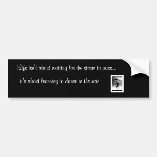 Life...... Bumper Sticker