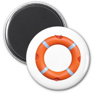 Life buoy 2 inch round magnet