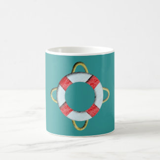Life buoy life more saver coffee mug
