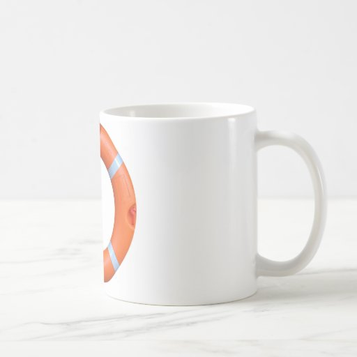 Life buoy mug