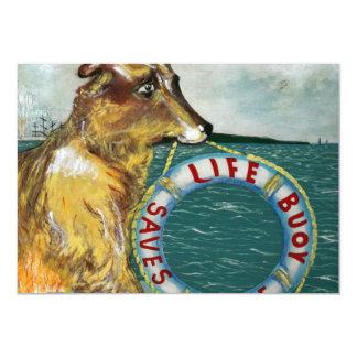 Life Buoy soap Card