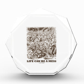 Life Can Be A Mess (Wonderland Looking Glass) Award