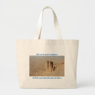 Life can be good - Edge of the World Bags