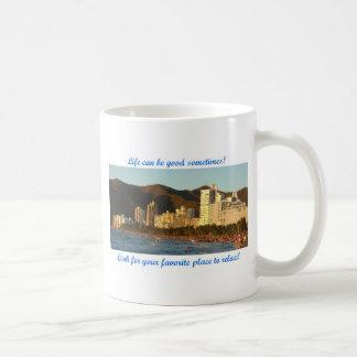Life can be good – Santa Marta Coffee Mug