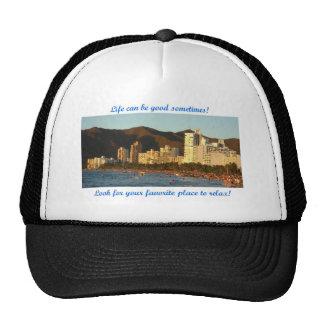 Life can be good – Santa Marta Trucker Hat