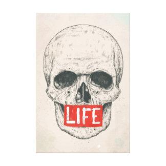 Life Canvas Prints