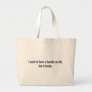 Life Canvas Bag