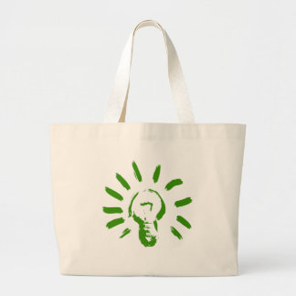 Life changing idea large tote bag