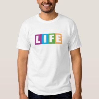 Life Classic Logo Tee Shirts