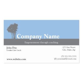 Life Coach Business Card