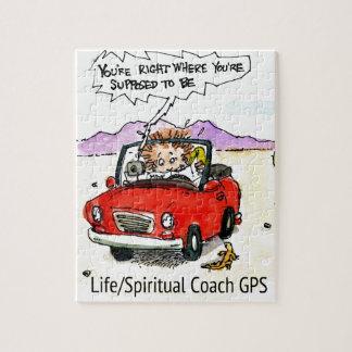 Life Coach GPS Puzzle