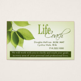 Guidance Counselor Business Cards Templates Zazzle