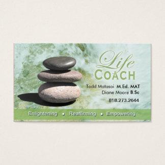 Life Coach II Personal Goals Spiritual Counseling Business Card
