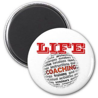 Life Coach Magnets