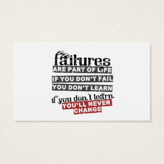 Life Coach Motivation Text Design Card