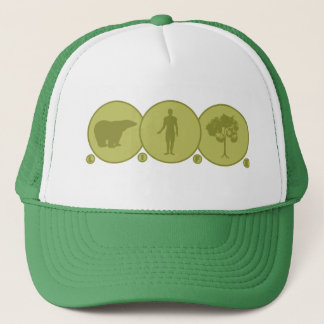 Life Connected Trucker Hat