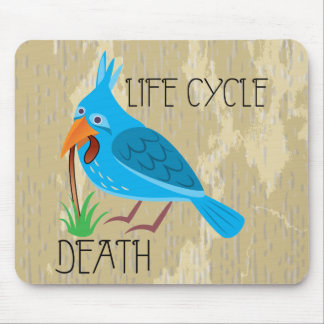 Life Cycle Mouse Pad