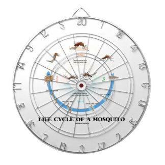 Life Cycle Of A Mosquito (Egg Larva Pupa Imago) Dart Boards