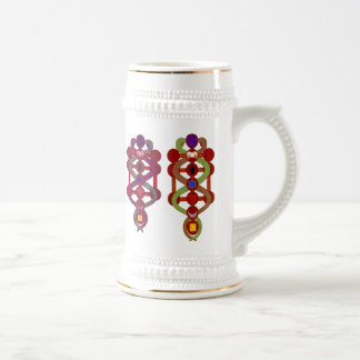 Life Cycles Banded Stein