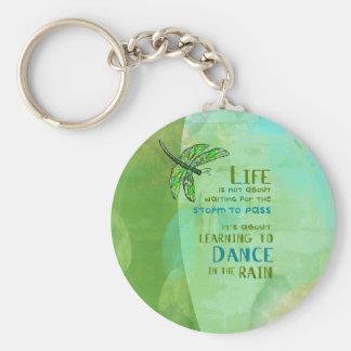 Life - Dance Keychain