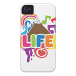 Life Doodles iPhone 4 Case