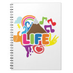 Life Doodles Note Book