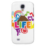 Life Doodles Samsung Galaxy S4 Cases