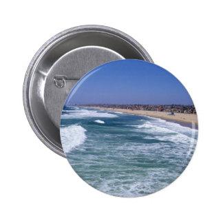 Life Enjoyment - Hermosa Beach California Pins