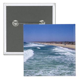 Life Enjoyment - Hermosa Beach California Pin