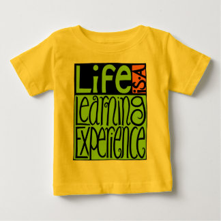 Life Experience Infant Creeper T-shirt