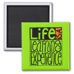 Life Experience Magnet