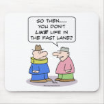 life fast lane neck brace like mouse pads