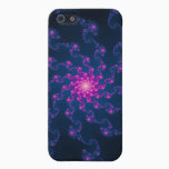 Life Flower Fractal Art iPhone SE/5/5s Case
