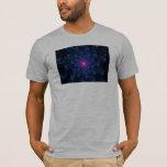 Life Flower Fractal Art T-Shirt