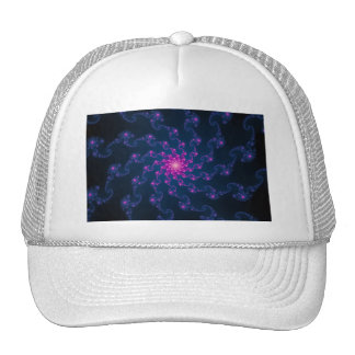 Life Flower Fractal Art Trucker Hat