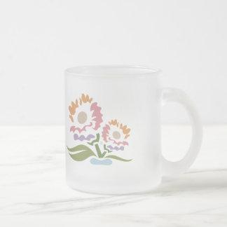 Life - Flowers Mug