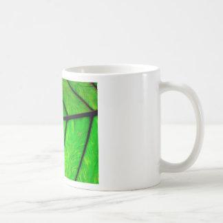 life Force Leaf Coffee Mug