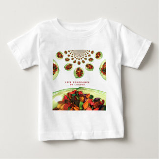 Life Fragrance in color.png Baby T-Shirt