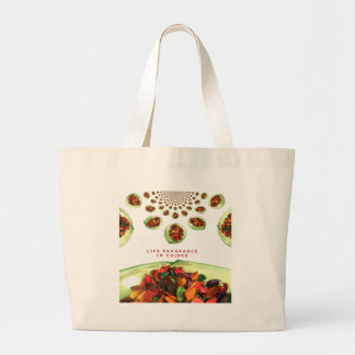 Life Fragrance in color.png Jumbo Tote Bag