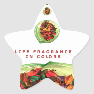 Life Fragrance in color.png Star Sticker