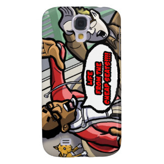 Life From the Cheap Seats 3G/3GS  Samsung Galaxy S4 Case