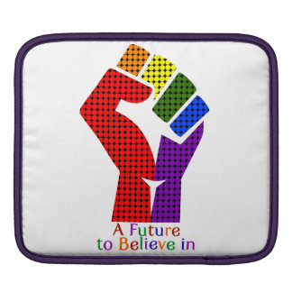 Life Gets Better Together LGBT Pride Sleeve For iPads