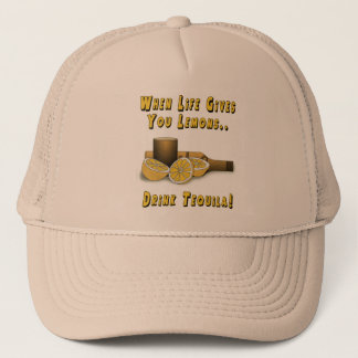 Life Gives You Lemons Trucker Hat