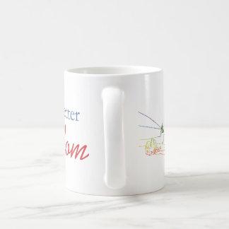 Life Goes Better With Wisdom Mug